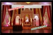 Indian Wedding Paisley Stage For Decor