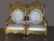 King & Queen Wedding Chairs