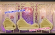 Exclusive Wedding Stage Backdrop Decoration Panels