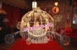 Wedding Stage Cinderella Carriage Decorations