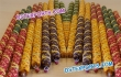 Colourful Decorated Jago Sticks