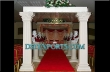 Wedding White Roman Welcome Gate