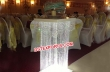 Latest Designer Square Crystal Pillars
