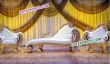 Asian Wedding Maharaja Stage Furniture