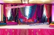 Sikh Wedding Mehndi Stage Furniture