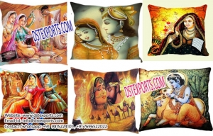 New design Fabric Decorative Cushion Cover for Mehandi Stage
