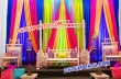 Designer Wedding Stage Swing