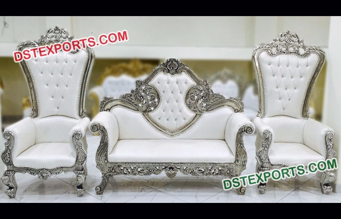 Muslim Wedding Stage Furniture Set