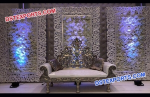 New Design Wedding Stage Backdrop Panel
