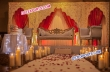Indian Wedding Embrodried Arch Gate Backdrops