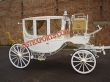 Royal  Horse Drawn  Carriage For Wedding