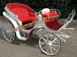 Beautifull  Small  Victoria  Carriage For Sale