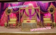 Golden Sankheda Wedding Swing Set
