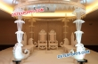 New Crystal Wedding Mandap