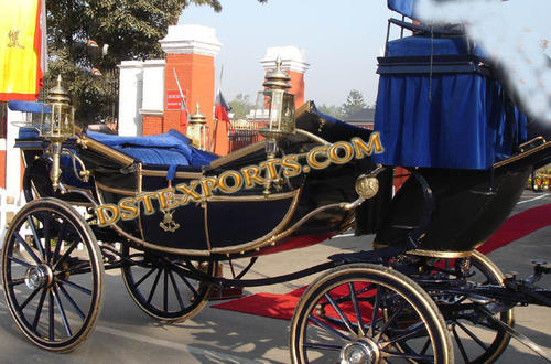 Indian  Army  Horse  Carriage For Sale