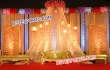 Flower Wedding Backdrop Panels Stage