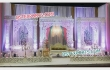 Ancient Wedding FRP Modern Stage Set