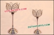 Silver Crystal Candelabra For Wedding Party