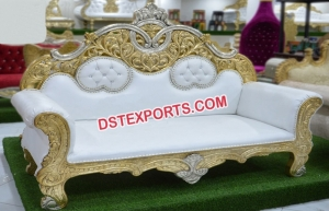 Indian Wedding Valentine Sofa Love Seater
