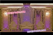 Gorgeous Wedding Stage Decoration Designs