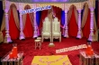 Traditional Indian Wedding Open Stage