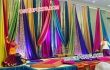 Colourful Punjabi Wedding Mehandi Sangeet Theme