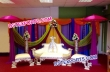 Asian Wedding King Sofa Set For Mehndi Stage