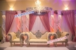 Wedding Elegant Crystal Stage