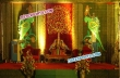 Wedding Stage Hand Embrodried Backdrop Curtain