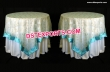 Beautiful Table Cloth For Wedding Party