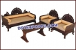 Indian Wedding Antique Sofa With Diwan Chairs