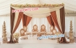 Handmade Wooden Carved Mandap Chairs