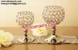 Crystal Tealight Candle Holders