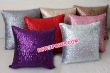 Wedding Cushions Sequin Pillow Covers