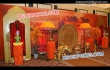 Gorgeous Rajasthani Statues Stage Decorations