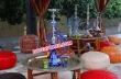 Traditional Hooka For Wedding table Decoration