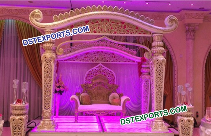 South Indian Wedding Mandap Design