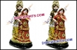 Wedding Decorated Dancing Couple Statue