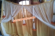 Wedding Stages Beautiful Flower Backdrop