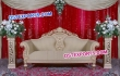 New Wedding Golden Love Two Seater