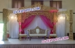 Bollywood Stage Set