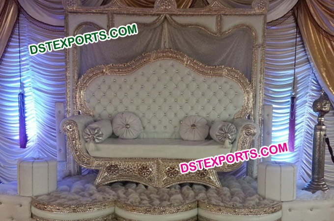 Indian Wedding Royal Maharaja Sofa