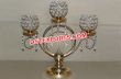 Wedding Party Crystal Candle Holders