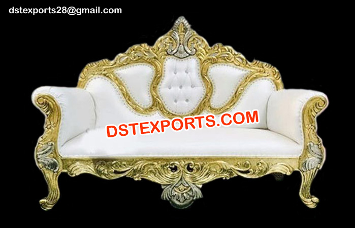Royal Throne Two Seater Couch