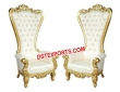 Indian  Wedding  Brideal Chairs Set
