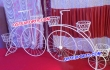 Wedding Bicycle Flower Stand